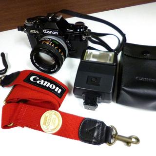 Canon/キャノン 一眼レフカメラ AE-1 FD50mm-1...