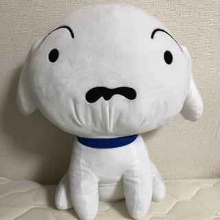 【ぬいぐるみ】シロ(クレヨンしんちゃん)