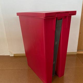 ◆ニトリ 45L キッチンゴミ箱 ペダルペール ほぼ新品◆