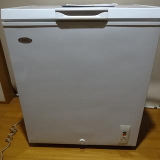 省エネ ハイアール Haier 145L 冷凍ストッカー 冷凍庫...