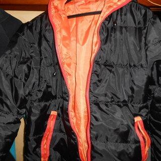 新品 中綿 ジャケット 子供用 防寒着
