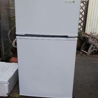 冷蔵庫 ヤマダ 90L  2016年式