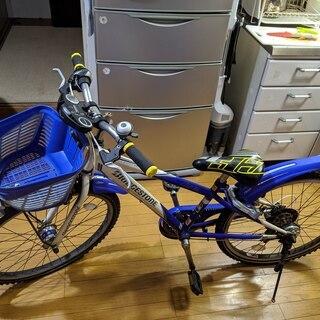 ブリヂストンクロスファイアチルドレンズ自転車-24インチ7スピー...