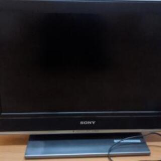 SONY BRAVIA 2007年製 液晶デジタルテレビ