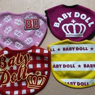 baby doll スタイ