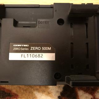 コムテック ZERO 500M レーダー探知機