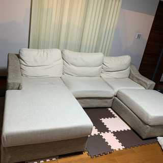 スタイルプロポーザーのソファー【取りに来てくれる方】