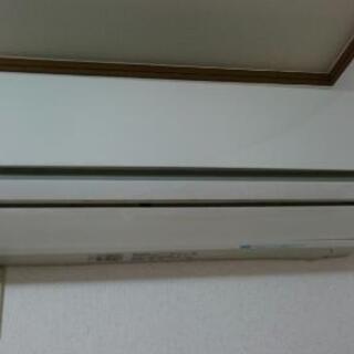 『取引中』エアコン Panasonic 2010年製 6畳用 (中古)