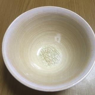 萩焼の飯碗