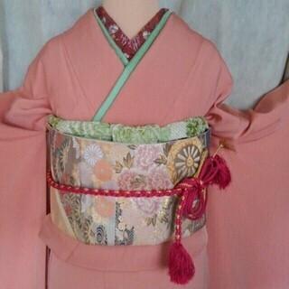 振り袖M(お姫様)、長襦袢、袋帯、小物セット - 京都市