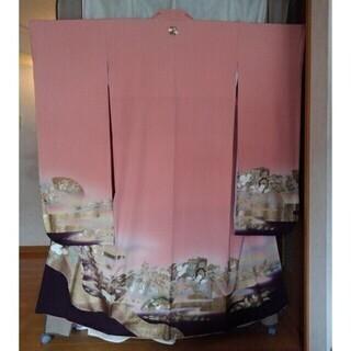 振り袖M(お姫様)、長襦袢、袋帯、小物セット − 京都府