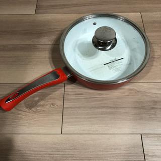 ディープパン 鍋 フライパン