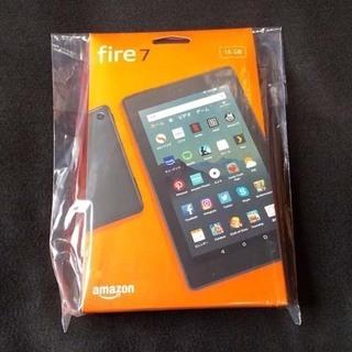 未開封 Fire 7 タブレット 16GB - Newモデル