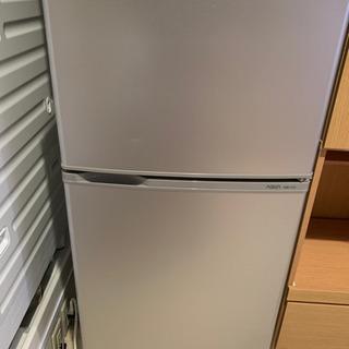 電子レンジと、冷蔵庫
