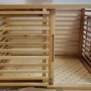 犬用ゲージ wan cage (Lサイズ)