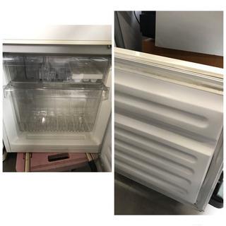 無印良品 2ドア冷蔵庫(110L) RMJ-11B(191120c) - 家電
