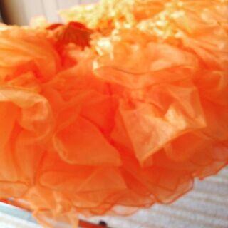 サカイの スクエアダンス用の女児のパニエ