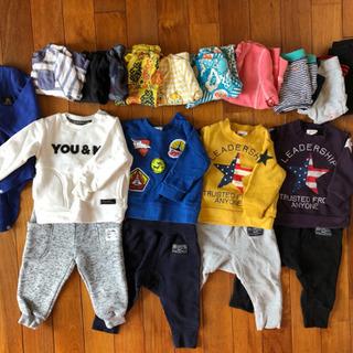 子供 冬服 サイズ80