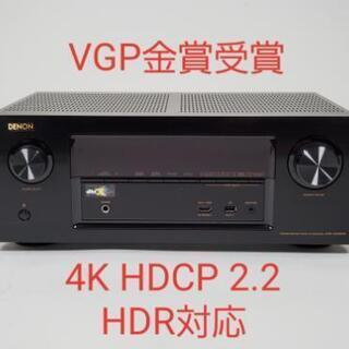DENON AVR-X2300W 7.2ch AVアンプ