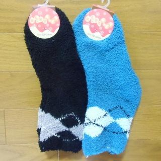 マシュマロ ソックス 靴下*未使用