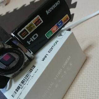 *ほぼ新品、小型ビデオカメラ - 八戸市