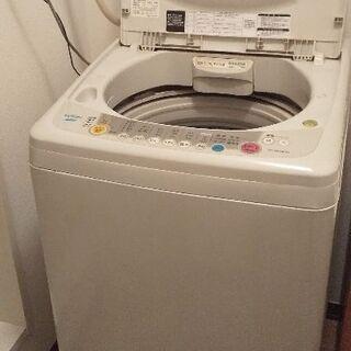 〈譲ります〉TOSHIBA洗濯機