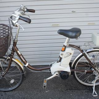 Panasonic(パナソニック)20インチの電動アシスト自転車...