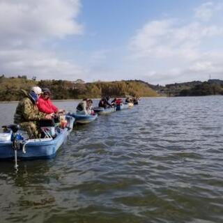1月22日  ワカサギ釣り(高滝湖)