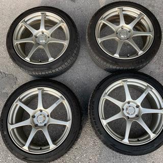 AVS モデルT7 タイヤ ホイール ナット
