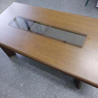 リビングテーブル テーブル ガラス