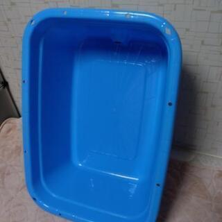 【大容量】プラ舟・タライ(再販)【78L】