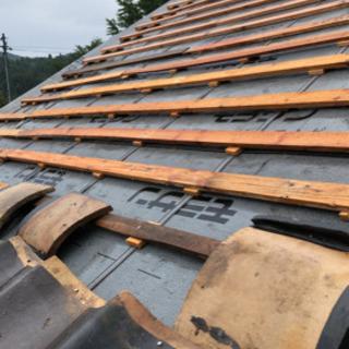 屋根修理(雨漏れ)、壁紙(クロス)貼り、シロアリ駆除、不用…