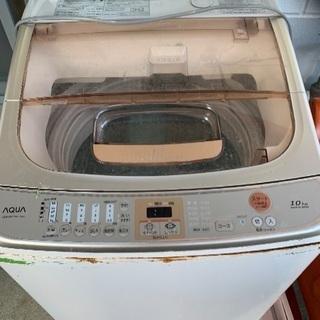 洗濯機 使用不可