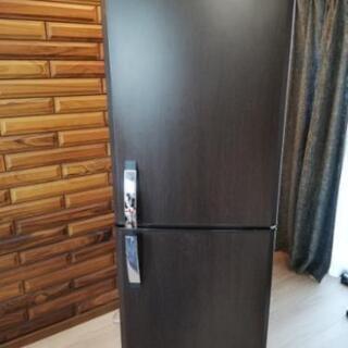 三菱 木目調冷蔵庫 256L