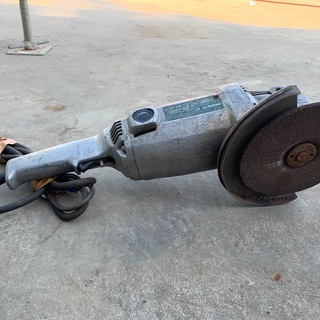 日立工機 ディスクグラインダー PDH-205A 中古