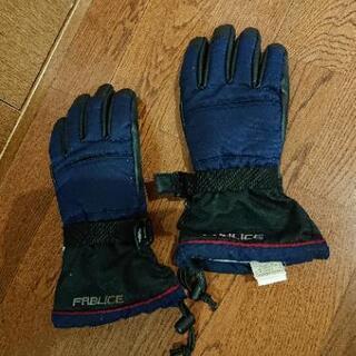 子供用スノーグローブ 雪用 手袋