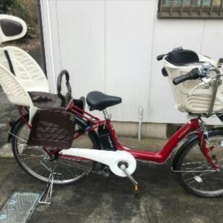 Y3P電動自転車S77S ヤマハパスリトルモア 6アンペア