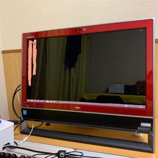 地デジ対応PC VN370/M  フロントパネル新品交換済み品