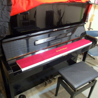 EASTEIN イースタイン 1980年製 U型 杵淵ピアノ 希...