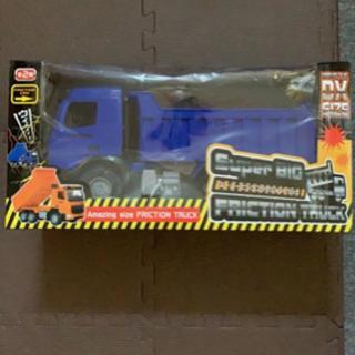 🌺新品 未開封🌺超ド迫力サイズ スーパービッグフリクショントラック