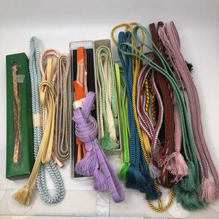 帯締め 帯紐 色々 まとめて20本セット 和装 着物 和服