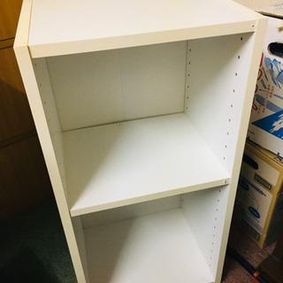 清潔感のあるホワイトボックス