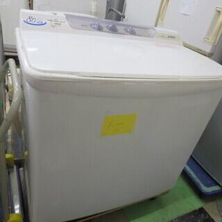 日立二槽式洗濯機8キロ 2009年製 夜8時半まで営業中!