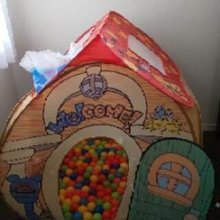 ミッキーのボールハウス