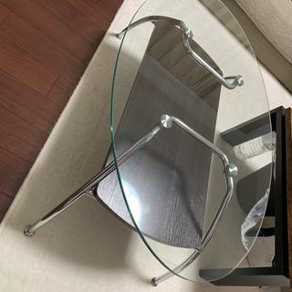 【定価 10,000円】ニトリ ガラステーブル