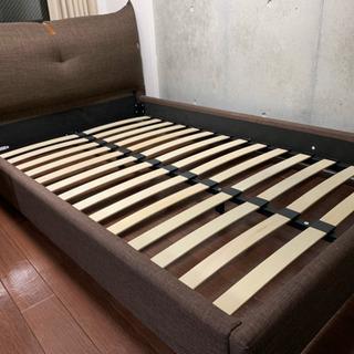 【定価37,000円】ニトリ ベッドフレーム セミダブル
