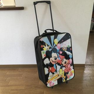 ディズニーキャリーバッグ