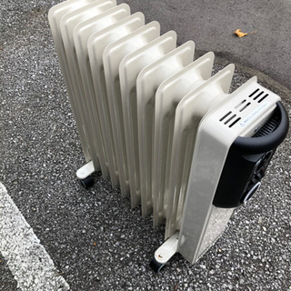 ドイツ製 オイルヒーター