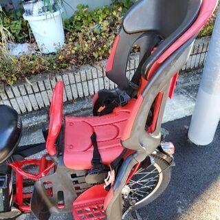 自転車後部座席3千円