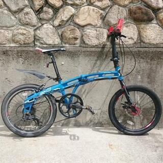 折り畳み自転車 ドッペルギャンガー mobility 6